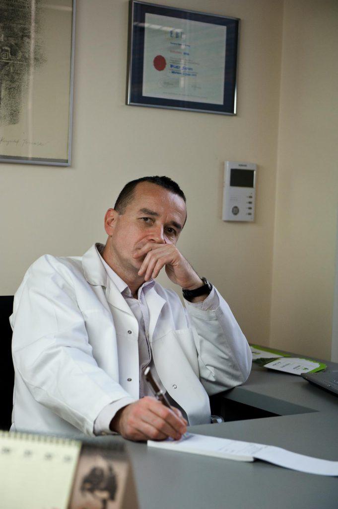 dr Piotr Faron - zdjęcie