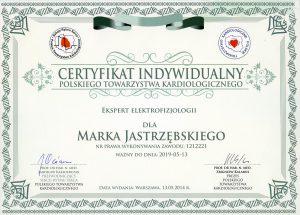Expert Elektrofizjologii
