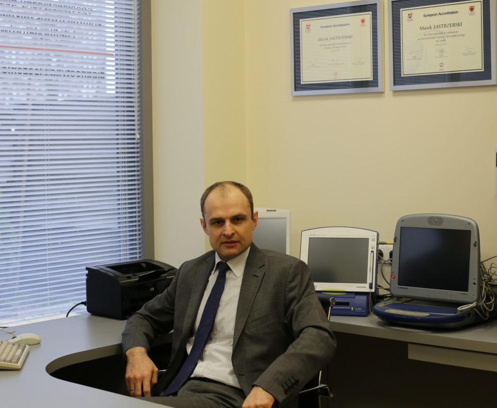 Prof Marek Jastrzębski - zdjęcie