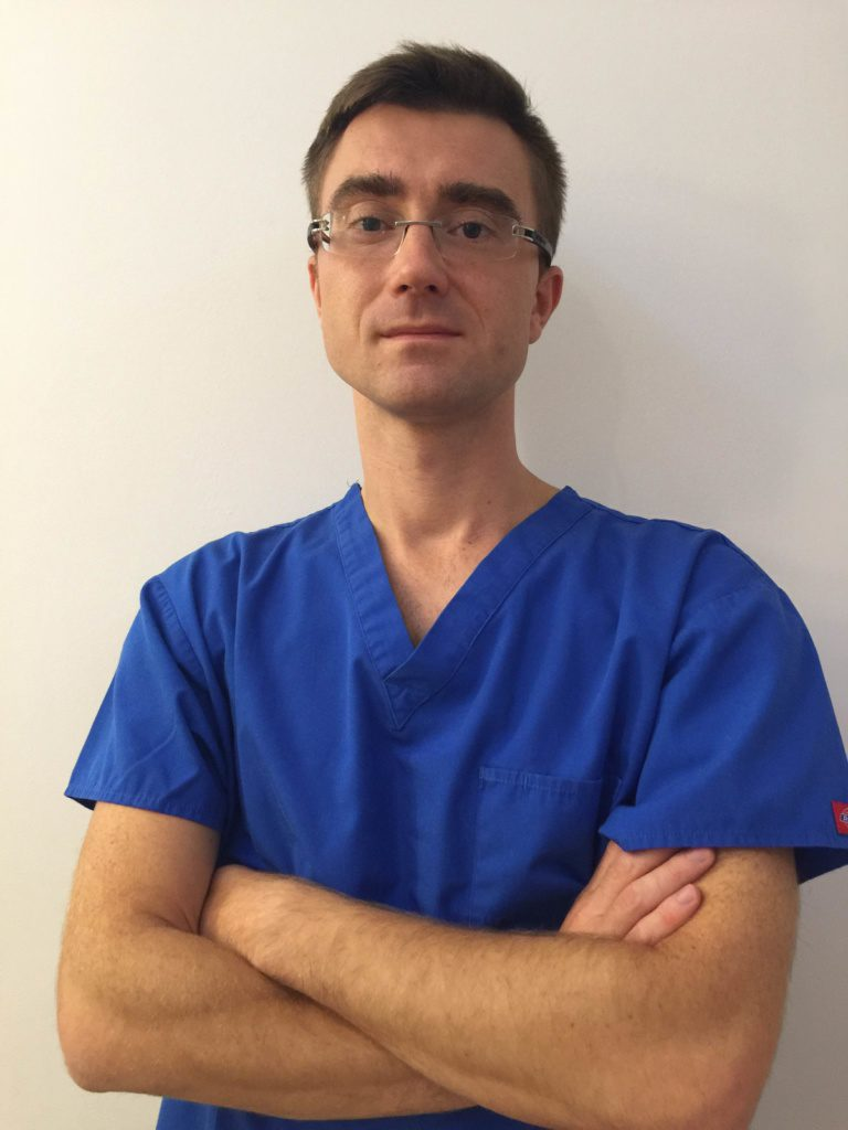 dr Aleksander Kusiak - zdjęcie